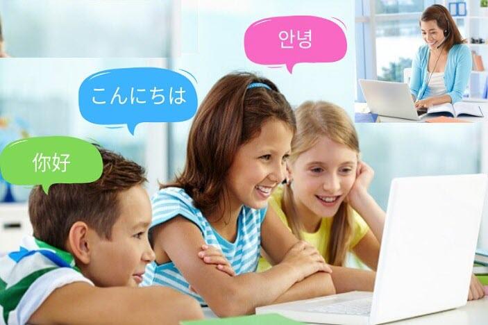 زبانهای چینی و ژاپنی