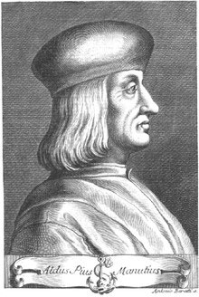 ترجمه کاتالوگ | آلدوس پایوس مانوتیتوس (1449/1451 –1515)