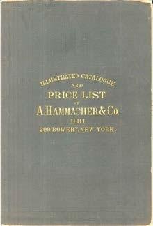 ترجمه کاتالوگ | اولین کاتالوگ مصورهماکر شِلِمِر، 1881